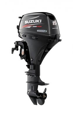 Suzuki - Motor DF 15 ATL