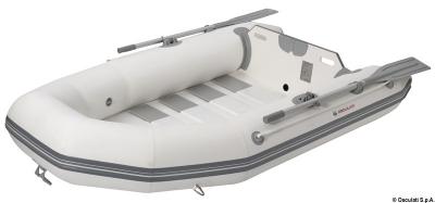 OSCULATI - Tender mit Lattenrollboden Modell 210 inkl. SUZUKI - Motor DF 4 PS